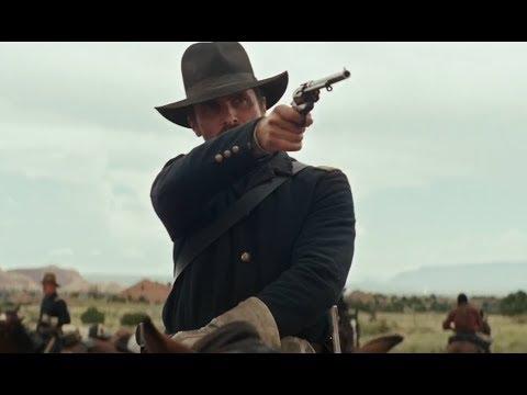 'Hostiles' Official Trailer (2017) | Christian Bale, Rosamund Pike