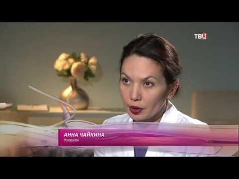 Анна Чайкина - ТВЦ Настроение Подслащенная жизнь (видео)