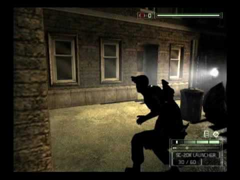 splinter cell chaos theory gamecube iso
