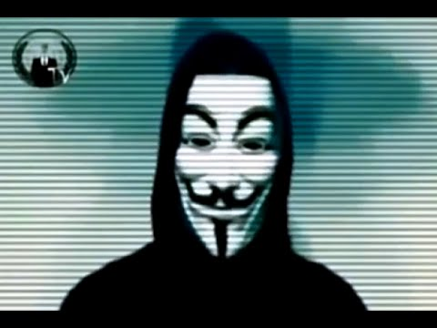 ANONYMOUS IS BACK - UNCOVERING THE NEW WORLD ORDER - 2015