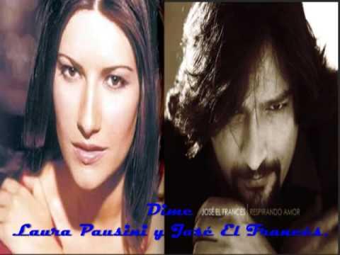 Tekst piosenki Laura Pausini - Dime (feat. José El Francés) po polsku