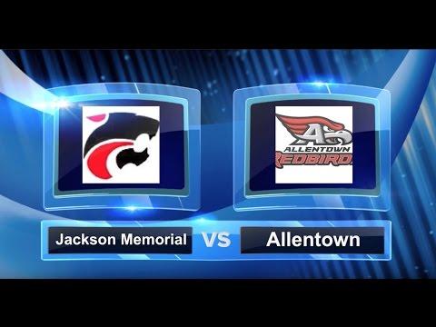 Jackson Memorial Jaguars at Allentown Redbirds