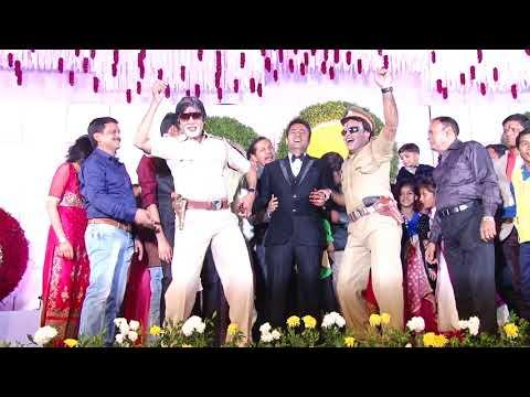 Video Junior bachhan Govinda by Raja Rhythm live show download in MP3, 3GP, MP4, WEBM, AVI, FLV January 2017