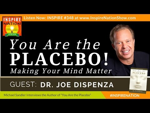 🌟 DR JOE DISPENZA: You Are the Placebo: Making Your Mind Matter   Epigenetics @DrJoeDispenza