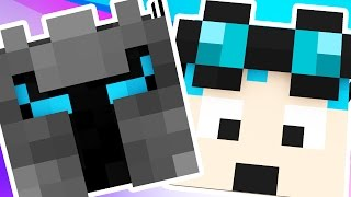 POPULARMMOS VS DANTDM YOUTUBER BLOCKS MOD BATTLE CHALLENGE - Minecrafter Mod