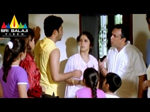 Gowtam SSC Movie Nassar Scolding Navadeep Scene    Navadeep, Sindhu Tolani