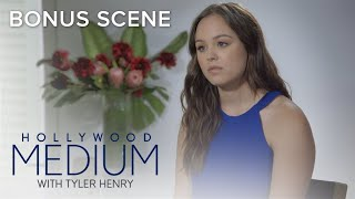 Video Why Hayley Orrantia Has to Let Go of Past Love | Hollywood Medium With Tyler Henry | E! MP3, 3GP, MP4, WEBM, AVI, FLV Desember 2018