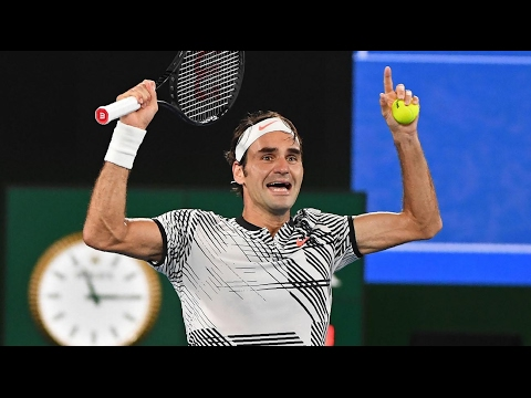 Roger Federer - Top Ten Points Of His Career