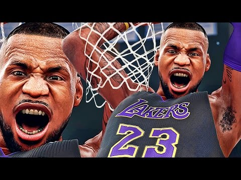 The 8th NBA Finals Appearance For LeBron James? Elimination Game For OKC! - NBA 2K16 MyCareer