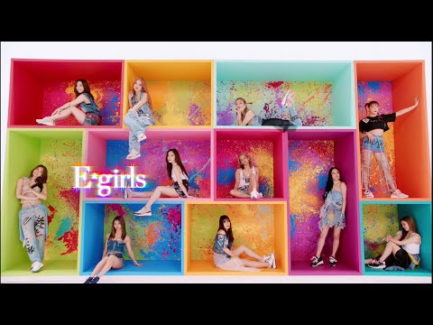 E-girls / シンデレラフィット(CINDERELLA FIT) Music Video