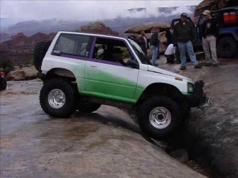 Suzuki Vitara OFF-ROAD