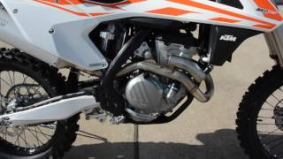 4. $9,199:  2017 KTM 350 SX-F Traction Control / Launch Mode Overview and Review