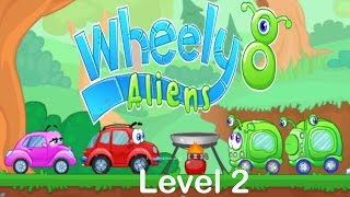 wheely walkthrough level 12