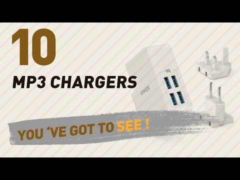 Mp3 Player Chargers & Charger Docks, Best Sellers 2017 // Amazon UK Electronics