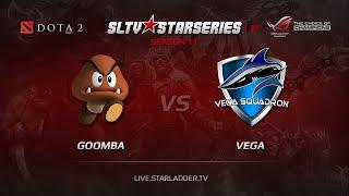 Vega vs Goomba, game 1