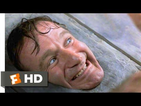 Jumanji (6/8) Movie CLIP - Quicksand and Spiders (1995) HD