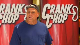 Buy Crank Chop now at http://www.CrankChop.comFollow Vince Offer on Twitter: @RealVinceOfferThe Crank Chop commercial is produced by Vince Offer's company Square One Entertainment Inc.  All Rights Reserved.