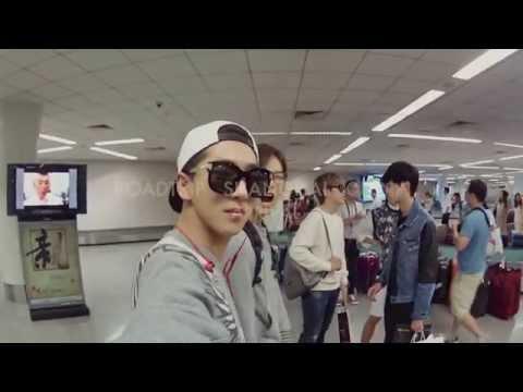 B1A4 'Road Trip - Ready?' Behind Clip #7