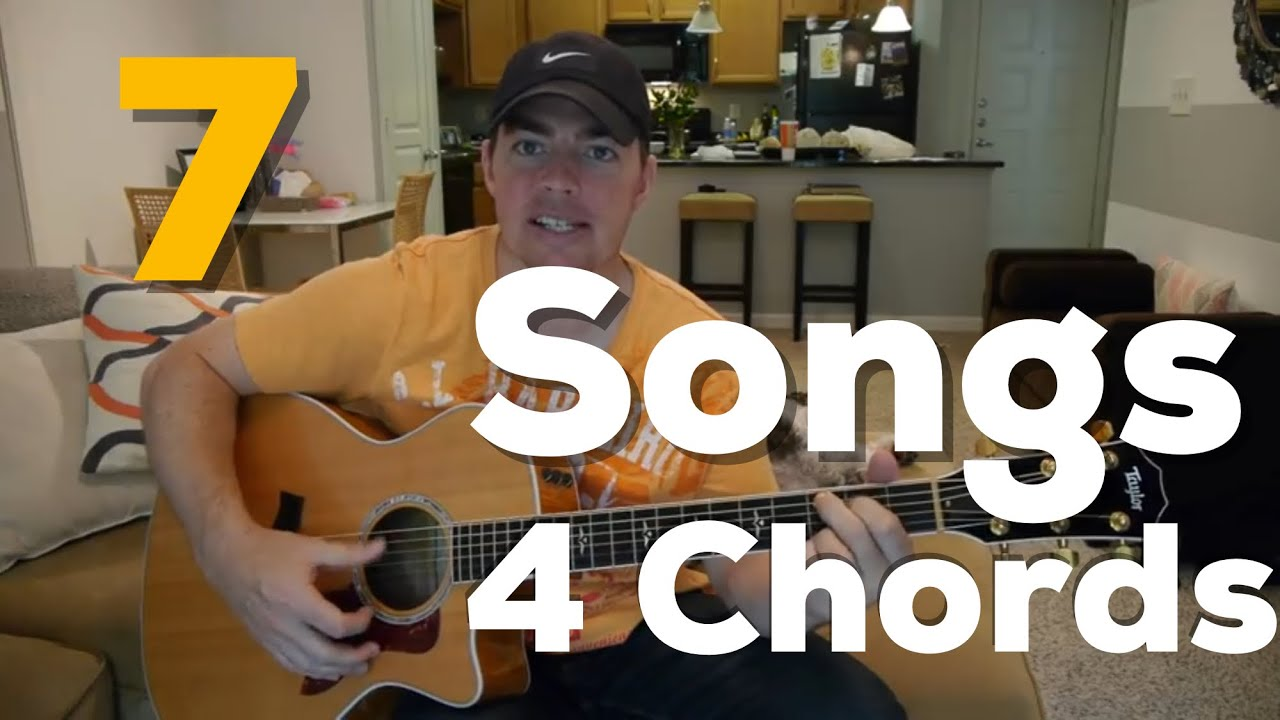 7 Country Songs with 4 Chords – (Matt McCoy)