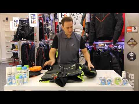 RUKKA How to care for and maintain your garment - Full HD