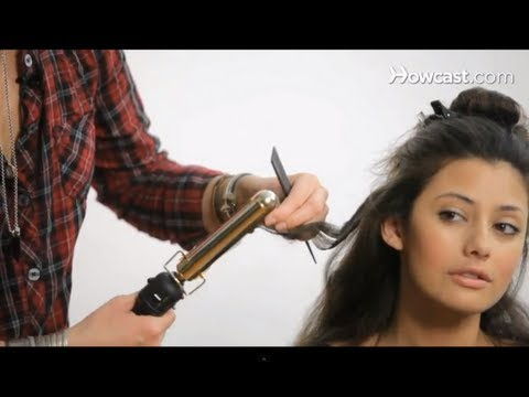 How to Get the Hollywood Glam Look | Cute Hairstyles