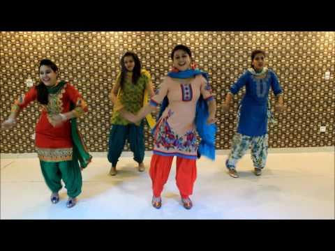 Paranda | Kaur B | JSL |PUNJABI dance | choreography by THE DANCE MAFIA