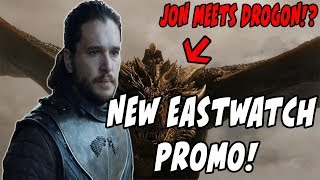 HBO just released a new promo for Game Of Thrones Season 7 Episode 5 Eastwatch, Lets discuss!! Episode 5 Live...