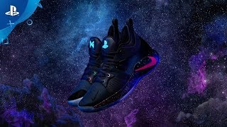 Nike PG-2 PlayStation Colorway   Announce Video