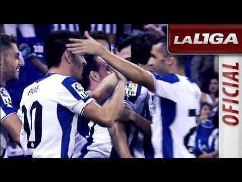Edición limitada: RCD Espanyol (3-1) Valencia CF - HD (видео)