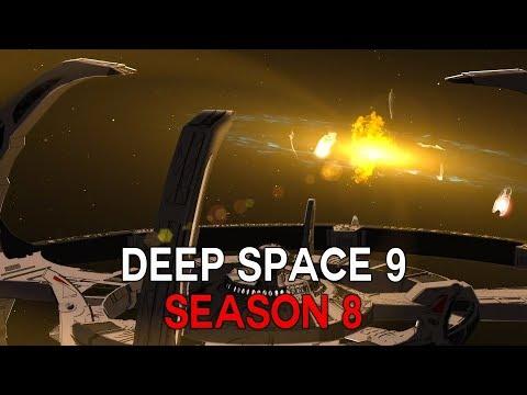 Star Trek: DS9 - Season 8 - Episode 1 (DS9 Documentary)