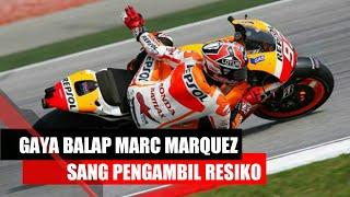 "Video MotoGP 2018 | Kembalinya Gaya Balap ""Sang Pengambil Resiko"" Marc Marquez MP3, 3GP, MP4, WEBM, AVI, FLV Agustus 2018"