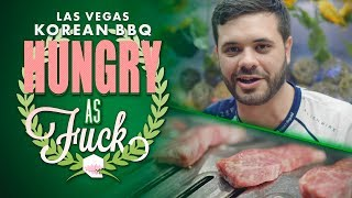 """Your responses have been amazing. Back by overwhelming demand, here's """"Hungry As F**K: Gangnam Korean BBQ"""""""