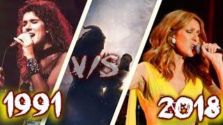 Video Famous DISNEY songs - THEN vs NOW (same song comparison) MP3, 3GP, MP4, WEBM, AVI, FLV Juli 2019