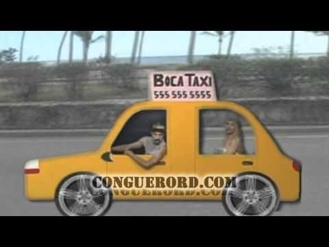 Boca De Piano Es Un Show - Boca Taxi Con Mia Cepeda (2011)