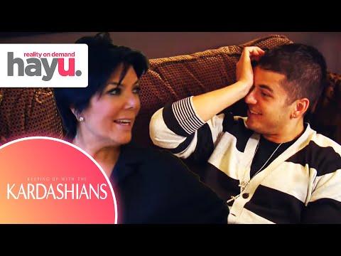 Kris Accidentally Slips Rob Viagra | Season 4 | Keeping Up With The Kardashians