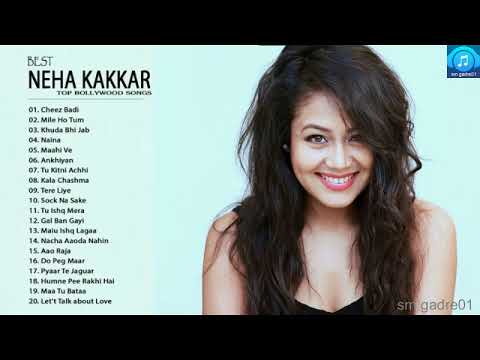 Neha Kakkar Latest Songs 2017  Top & Best Songs of Neha Kakkar Jukebox Bollywood hindi Songs