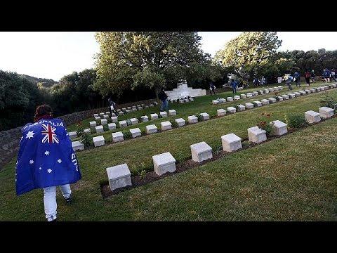 Αυστραλία: Εκδηλώσεις για την Ημέρα Anzac