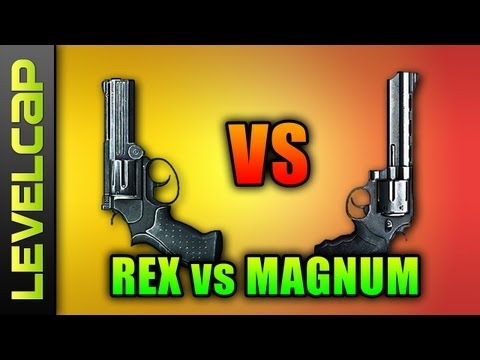 mp4 12 - Hey guys, a lot of people have been asking me to review the new REX and I thought if you're going to review the Rex you gotta review the Magnum right beside ...