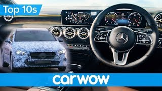 New Mercedes A-Class 2019 in-car tech revealed – finally better than BMW's iDrive?