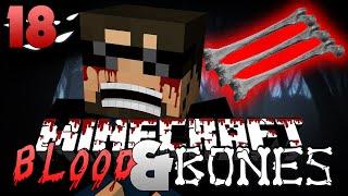 Minecraft FTB Blood and Bones 18 - NECROTIC BONES (Minecraft Mod Survival FTB)