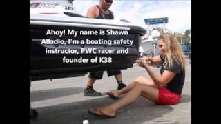 10. How To:  Kawasaki Jet Ski Ultra LX Jet Pump Removal From the Hull