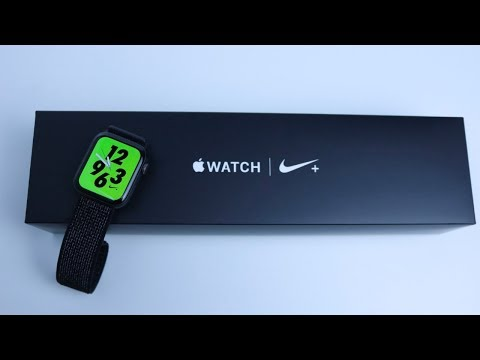 Apple Watch Nike Edition Unboxing - Apple Watch Nike Edition Hindi Review