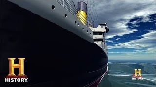RMS Titanic - Moment of Impact