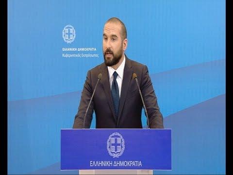 Δ. Τζανακόπουλος: Οδεύουμε προς καθαρή έξοδο χωρίς προληπτική γραμμή