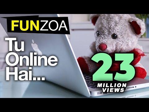 Tu Online Hai - Funny Teddy Day Song