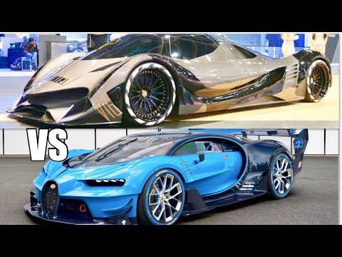 العرب اليوم - بالفيديو: تعرف على أقوى سياراتين