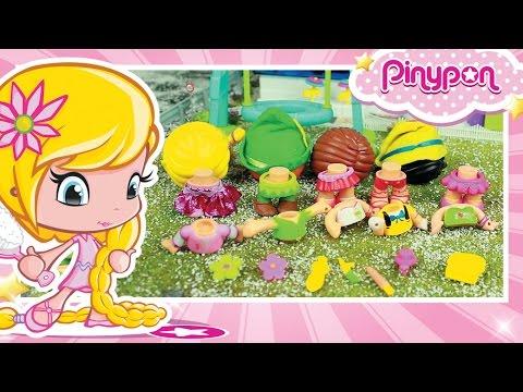 Quel personnage de conte de fées es-tu ? Joue avec les Pinypon !
