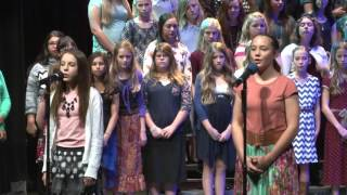 Thatcher (AZ) United States  city pictures gallery : Thatcher AZ Middle School Choir December 2015