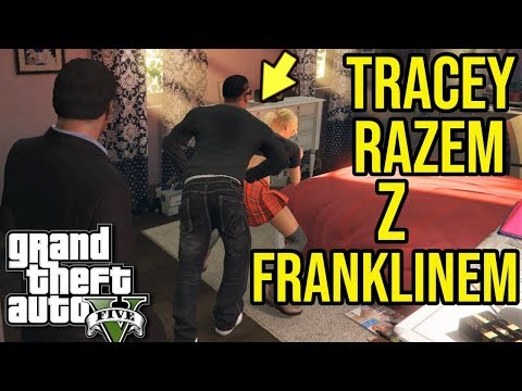 CO ZROBI FRANKLIN gdy ZOSTANIE SAM z TRACEY?!