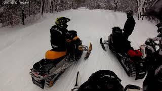 3. Ski Doo MXZ XRS 850